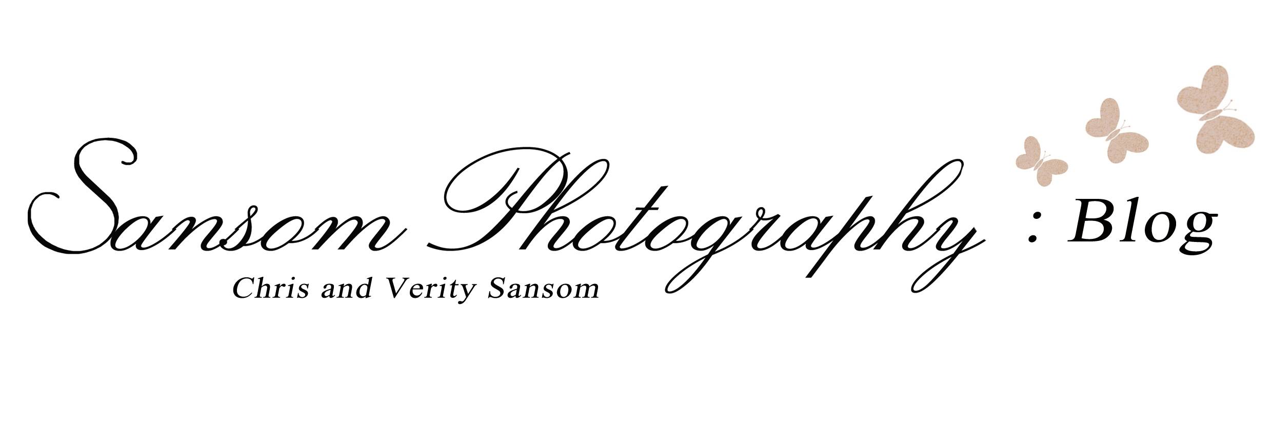 Sansom Photography Blog - Leeds Wedding Photographers