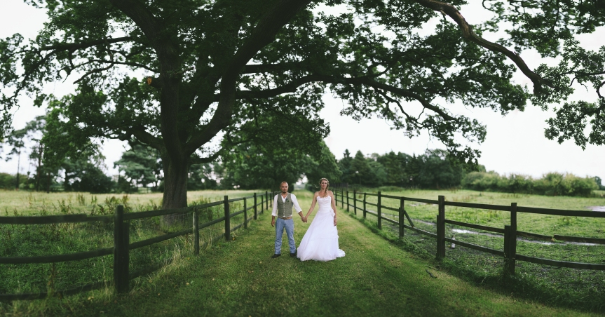 Joe and Caroline - York Wedding Photographer - Sansom Photography